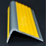 Esteira da borracha da inserção de etapa da tira do enxerto das escadas da esteira do assoalho anti