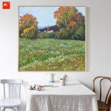 Une campagne magnifique paysage de l'art mural toile Imprimer