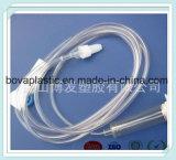 La trasfusione di sangue sterile di consumo dell'unità a gettare di Hosptical ha impostato con il catetere di filtro dell'aria