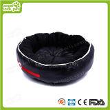 Resistente al agua caliente agradable perro ronda suave cama sueño