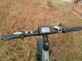 36V 500W E Bike En15194 Batería de litio el disco de freno motor sin escobillas de la pantalla LCD de aleación de aluminio En15194 Hongdu bicicleta eléctrica Ebike