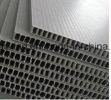 Lo strato dei pp Correx Corflute Coroplast protegge le merci dal graffio dei 2mm-10mm