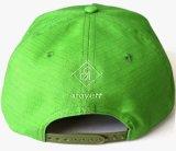 Зеленый поставщик шлема крышки Snapback Ripstop материальный
