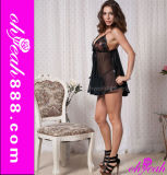 Top Fashion Brand OEM Service Ladies Black Populaire Vente en gros New Arrivals Sexy Lingerie