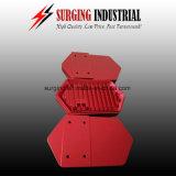 Kundenspezifische Aluminium anodisierte Präzision CNC-maschinell bearbeitenteile