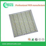 PWB de alumínio PCBA do diodo emissor de luz SMT da placa