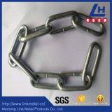 Catena a maglia galvanizzata G43 del acciaio al carbonio ASTM80