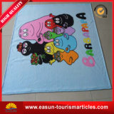 Cobertura Plain Dyed Profissional Kids Coral Fleece Blanket Hotel Fleece Blanket