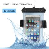 De Waterdichte Zak van de Telefoon van pvc van de Verbinding van 100%/Plastic Waterdicht Geval