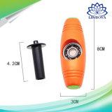 De plastic Tik van de Desktop van de Stok van Mokuru van de Spinner van de Hand van de Gyroscoop van de Vinger friemelt Speelgoed voor Autisme Adhd