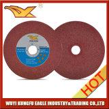 disque mince de découpage de 105X1X16mm pour l'acier inoxydable