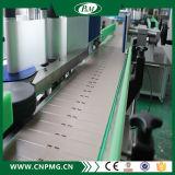 Автоматическая раунда машины для маркировки расширительного бачка на наклейке этикетки