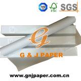 Естественный белый отслеживания бумаги для проведения свадеб карту с картонной упаковки