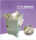 Sq-400 кальмаров пилинг машины / рыбных ножа для очистки овощей
