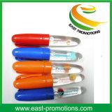 Penna di sfera di plastica di galleggiamento liquida di promozione sveglia per il bambino