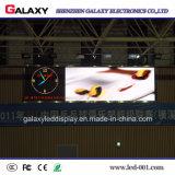 Video schermo di visualizzazione fisso dell'interno della parete del LED per fare pubblicità