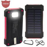 Chargeur portatif de côté d'énergie solaire 10000mAh imperméable à l'eau pour l'iPad (SC-5688)