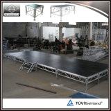 auf Verkaufs-beweglichem Aluminiumstadium für Leistung
