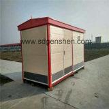 Zgs ha unito la stazione a forma di scatola del trasformatore potere/della sottostazione elettrica