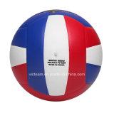 クラブレベルのトレーニングのカスタムロゴによって印刷されるバレーボール