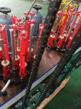 高速ロープの組みひもの機械装置