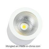 실린더 알루미늄 램프 바디 크리 사람 30W LED Downlight 표면은 거치했다