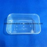 Коробка обеда Bento упаковки кожи PP прозрачная течебезопасная пластичная