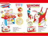 Playhouse Shopping Cart Set 16PCS pour enfants