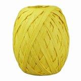 Подгонянная цветастая бумага рафии для упаковывать Wel-2013