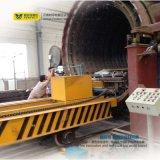 Carrinho de Transferência do forno a vácuo motorizado de aço fundido
