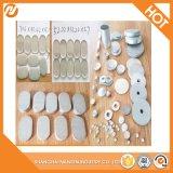 Flache oder gewölbte runde/ovale/konkave/Vierecks-Aluminium-Typensteine