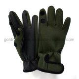 Attrezzatura dei guanti di pesca del neoprene (GNFG01-02)