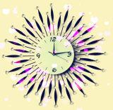 日常生活の熱い販売の居間の装飾の柱時計