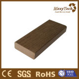 El compuesto de madera WPC del fabricante chino artesona la cerca para la decoración del jardín