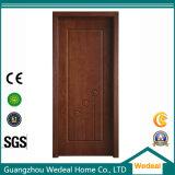 La melamina compuesto de PVC Puerta de madera para Hotel / Habitación