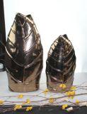 Конструкция керамическое Artware листьев для украшения гостиницы