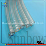 Sunbow 4mm transparente Fish Tank Aquarium de ligne de l'air de pompe à air tube flexible en PVC