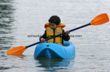 Geen Opblaasbare Kleine Kajak voor Jong geitje zit op Hoogste het Roeien Boot