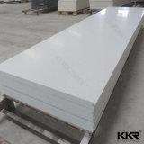 Superficie del sólido de la decoración interior de la piedra del panel de la resina del color de Vening