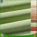 Textile à la maison s'assemblant le tissu tissé par arrêt total imperméable à l'eau de rideau en guichet de polyester