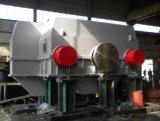 Caixa de alimentação para o moinho vertical da Indústria de Minas