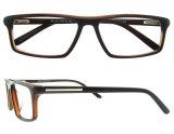 Telai dell'ottica bollati montature per occhiali alla moda blocchi per grafici su ordine del monocolo