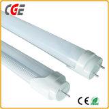 2017 nuovo indicatore luminoso del tubo di G13 T5 T8 1200mm 4FT 18W T8 LED per illuminazione dell'ufficio