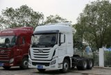 80-100 톤 당기기를 가진 Hyundai 새로운 6X4 무거운 트랙터-트레일러