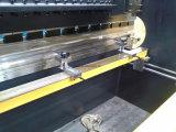 Machine à cintrer hydraulique de la plaque Wc67y-100X2500 en acier