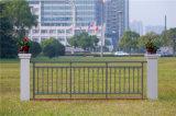 Haohan 고품질 장식적인 직류 전기를 통한 강철 Alluminum 합금 발코니 가로장으로 막는 6