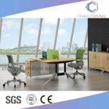 Шикарная рабочая станция менеджера меламина офисной мебели конструкции