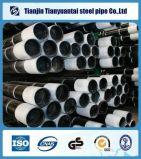 Línea negra tubo del grado B API 5L de ASTM A53 ERW