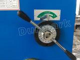 QC12k-8*4000 Placa de aço cortando a folha de máquina de corte com aprovado pela CE