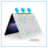Macio-Tocar na tampa dura plástica do teclado do caso da série para Apple MacBook